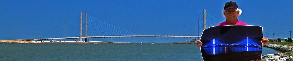 Indian River Bridge Header w Bill